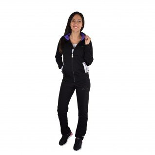 Women sports outfit Runners, RNS-1915, Black