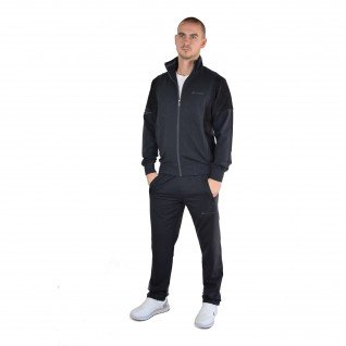 Men sports outfit Runners, RNS-8721, Dark Grey