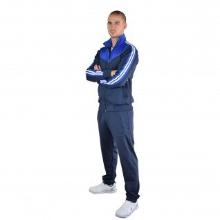 Men sports outfit Runners, RNS-5339, Blue