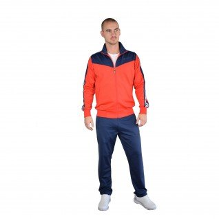 Men sports outfit Runners, RNS-5339, Orange