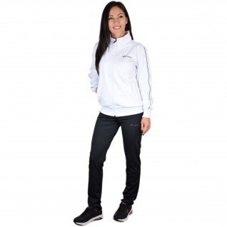 Woman sports outfit Runners, RNS-15001, White