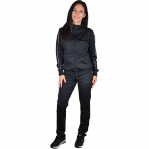Woman sports outfit Runners, RNS-15001, Black