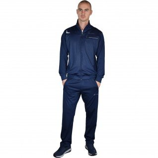 Men sports outfit Runners, RNS-5363, Navy/Black