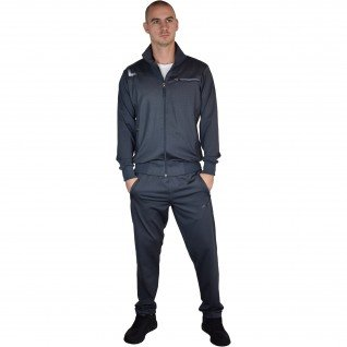 Men sports outfit Runners, RNS-5363, Dk.Grey