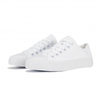 Woman sneakers Runners, RN-1, White