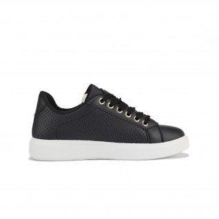 Fashion shoes Iniq, A-9987, Black