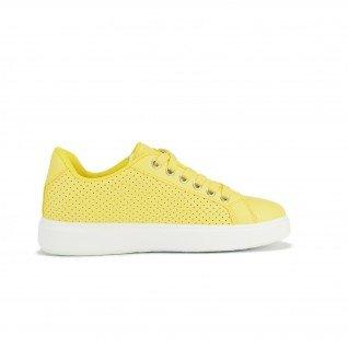 Fashion shoes Iniq, A-9987, Yellow