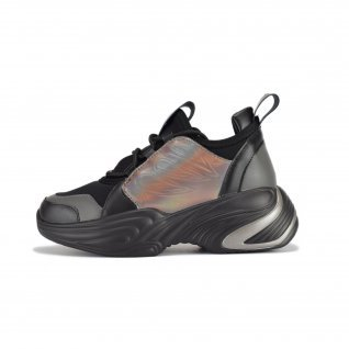 Fashion shoes Iniq, 9010-1, Black