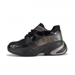 Fashion shoes Iniq, 9010-5, Black