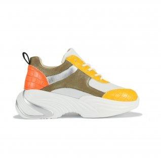 Fashion shoes Iniq, 9010-10, White