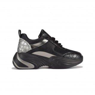 Fashion shoes Iniq, 9010-10, Black