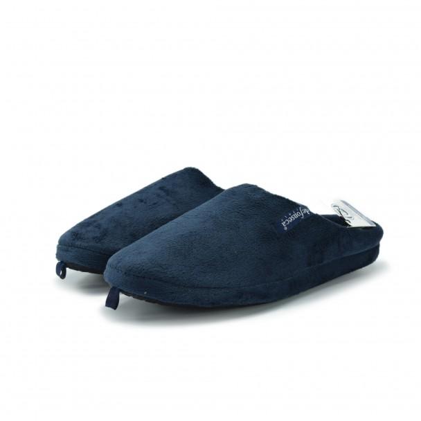 Men home slippers Defonseca, 7AKN FIRENZE M200, navy