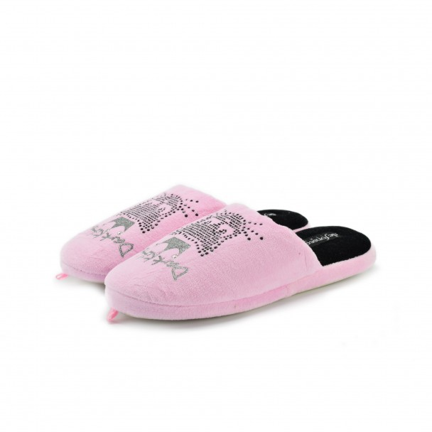 Woman home slippers Defonseca, ROMA TOP W206, rosa