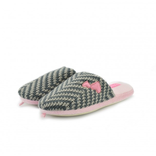 Woman home slippers Defonseca, ROMA TOP W217, rosa