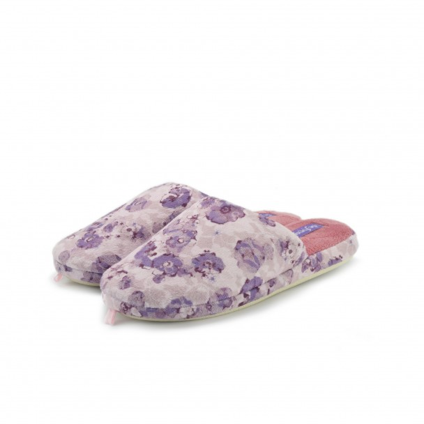 Woman home slippers Defonseca, ROMA TOP W226, lilla