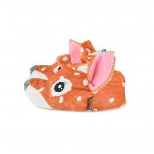 Kids home slippers Defonseca, 7BUY TEVERE G215, Brown