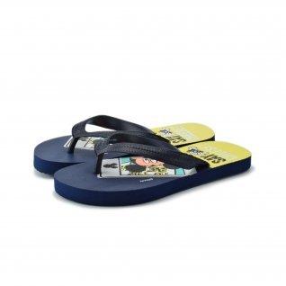 Kids flip-flops Defonseca, RIMINI K371, blue