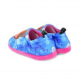 Kids home slippers De Fonseca, AOSTA G470, blue