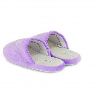 Kids home slippers De Fonseca, ROMA G402, purple