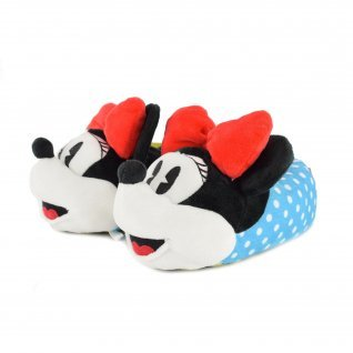 Kids home slippers Defonseca, TEVERE G472, Turquoise