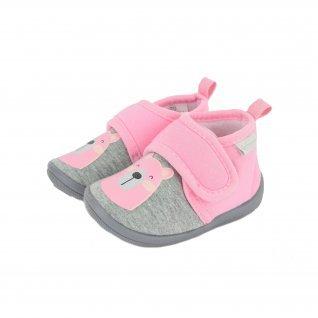Kids home slippers De Fonseca, G548 PESCARA I, grey