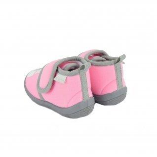 Kids home slippers De Fonseca, G548 PESCARA I, pink