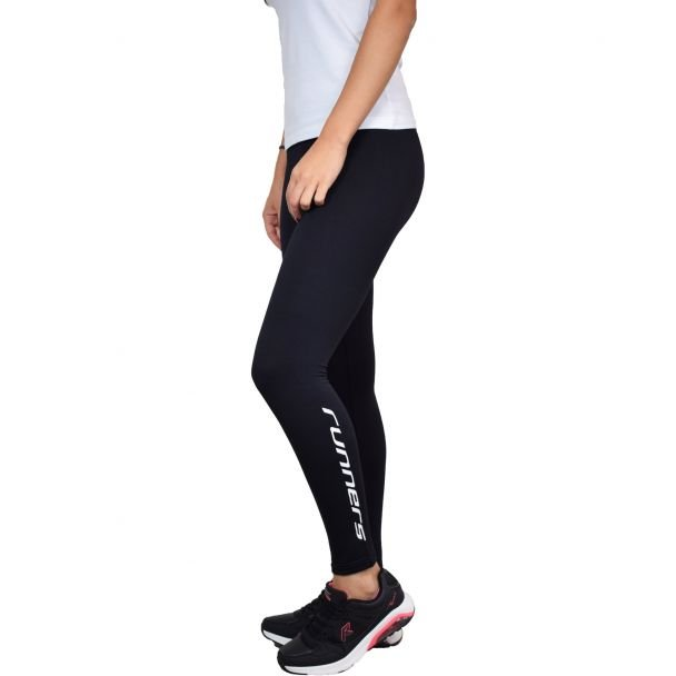 Woman sports outfit Runners, RNS-AW2, Black