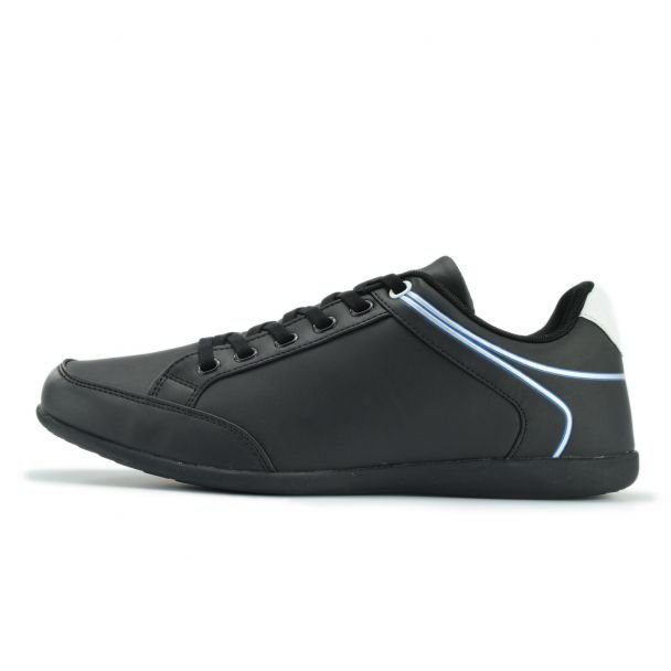 Men lifestyle shoes Runners, RNS-172-16112-L, black