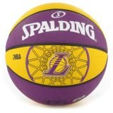 Basketball Spalding, 83-156Z L.A. LAKERS, size 7