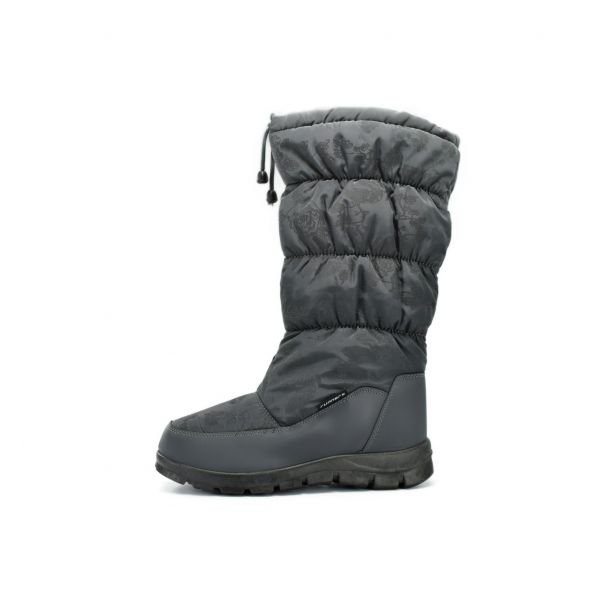 Woman snow boots Runners, RNS-172-66068, grey